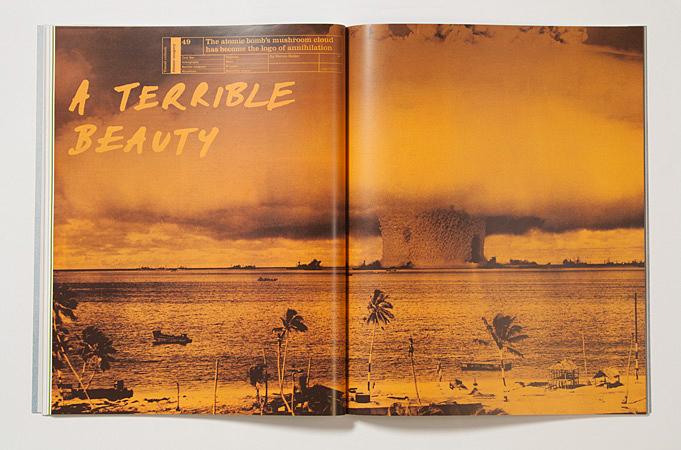 Issue 49: atomic imagery by Steven Heller