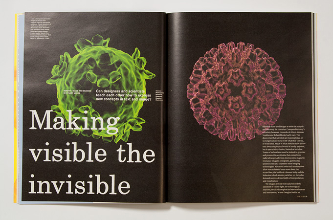 Issue 57: science and design by Stuart McKee