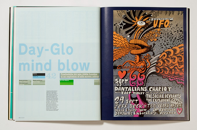 Issue 42: psychedelic posters of the 1960s