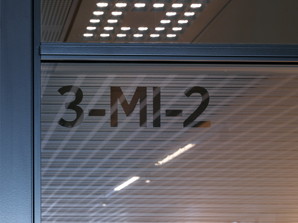 Meeting room numbers