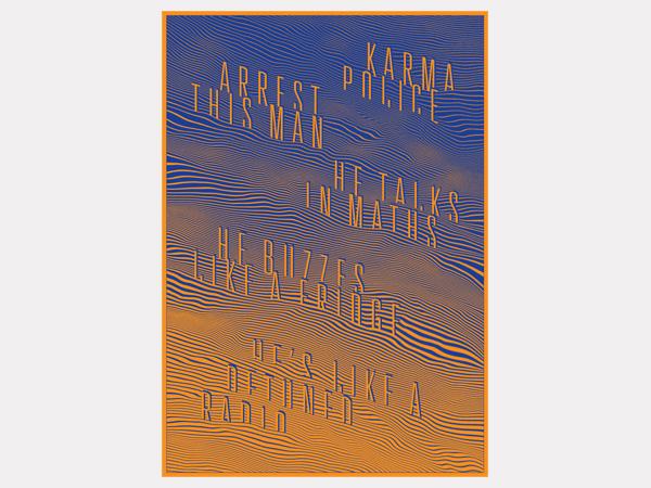 Karma Police (Radiohead) by Michiel Schuurman